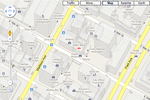 Google Adds Company Brand Logos to Locations on Google Maps ...